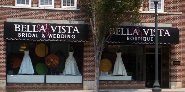 bella vista bridal & wedding