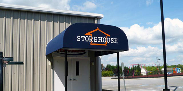 storehouse awning